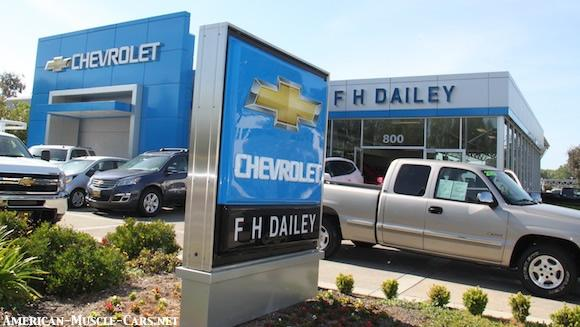 FH Dailey Chevy San Leandro #1