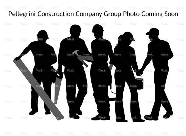 group photo pellegrini construction